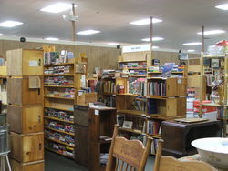 RAC Books store photo