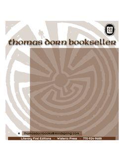 Thomas Dorn ABAA logo