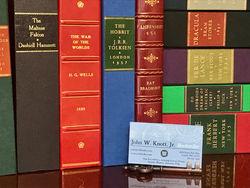 John W. Knott, Jr., Bookseller, ABAA/ILAB store photo