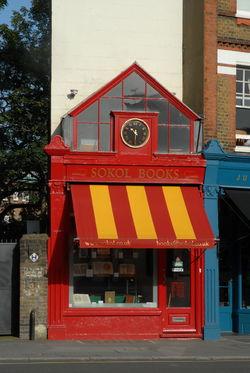 Sokol Books Ltd store photo