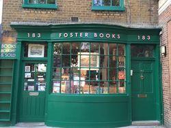 Foster Books logo