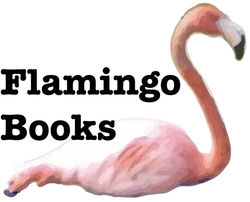 Flamingo Books logo