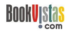 BookVistas bookstore logo