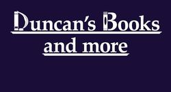Duncan's Books and More logo