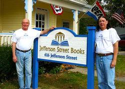 logo: Jefferson Street Books