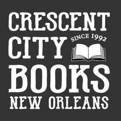 Crescent City Books logo