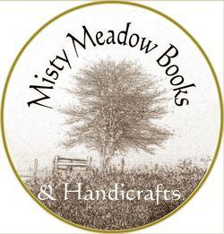 Misty Meadow Books bookstore logo