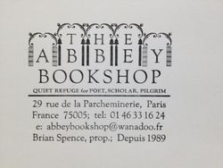 logo: Abbey Bookshop
