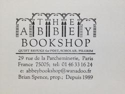Abbey Bookshop logo