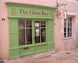 logo: The Glass Key