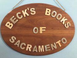 Beck's Books of Sacramento logo