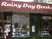 logo: Rainy Day Books (Australia)
