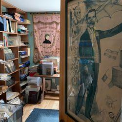 Marc Selvaggio, Books & Ephemera store photo