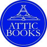 Attic Books bookstore logo