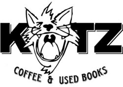 Katz! Coffee and Used Books logo