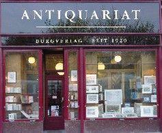 Antiquariat Burgverlag store photo