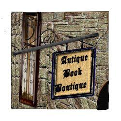 logo: Antique Book Boutique