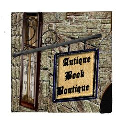 Antique Book Boutique store photo