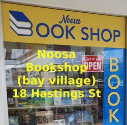 Noosa Book Shop logo