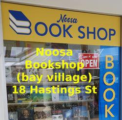 Noosa Book Shop bookstore logo