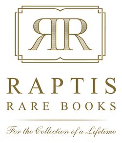 logo: Raptis Rare Books