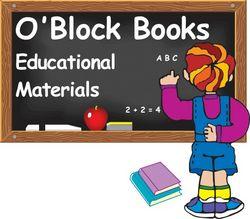 logo: O'Block Books Educational Materials