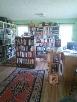 PRAIRIE CREEK BOOKS & TEA LLC store photo