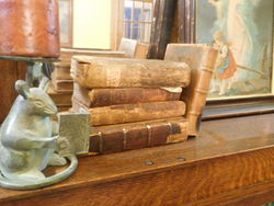 Graver & Pen Rare Books logo