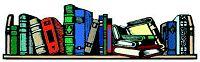 Vada's Book Store bookstore logo