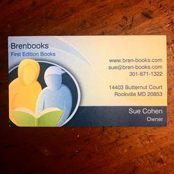 logo: Bren-Books.com