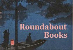 Roundabout Books bookstore logo