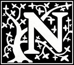 Nelson Rare Books, IOBA/PBFA logo