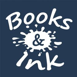 logo: Books & Ink Bookshop