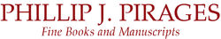Phillip J. Pirages Fine Books and Medieval Manuscripts logo
