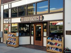 Bookends store photo
