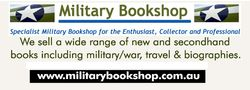 Military Bookshop logo