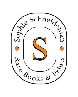 SOPHIE SCHNEIDEMAN RARE BOOKS logo