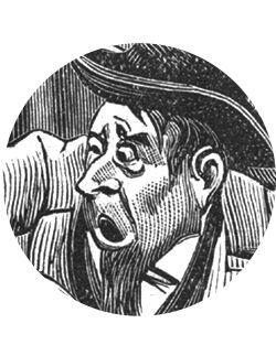 Garrett Scott, Bookseller (ABAA) logo