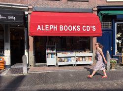 Aleph Books logo