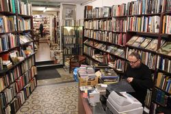 Aleph Books store photo