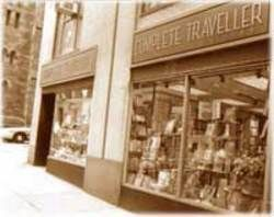 Complete Traveller Antiquarian Bookstore store photo
