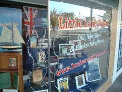 Little Lane Books store photo