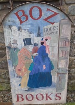 photo of Boz Books