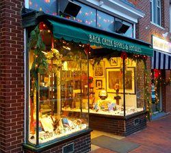 Back Creek Books LLC, ABAA/ILAB store photo