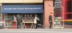 Worlds End Bookshop (ABA, PBFA, ILAB) store photo