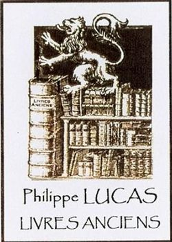 Librairie bookstore logo