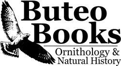 Buteo Books bookstore logo