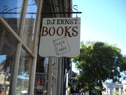 photo of DJ Ernst-Books