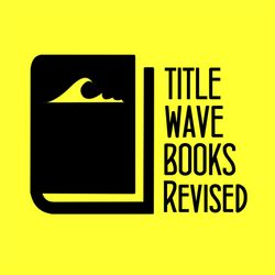 Title Wave Books, revised LLC bookstore logo