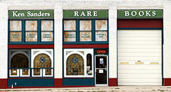 Ken Sanders Rare Books, ABAA store photo